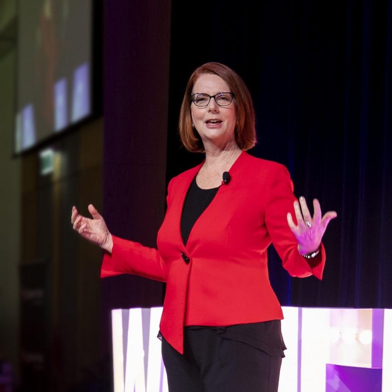Womenwise conference Julia gillard speech