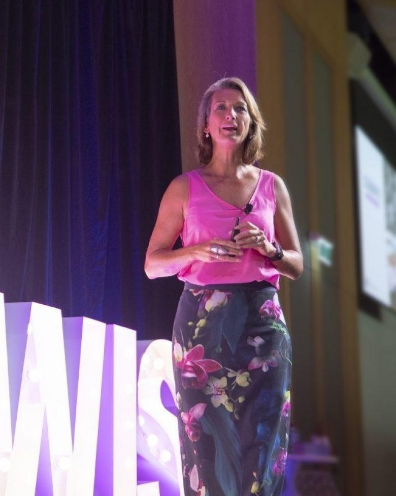 Womenwise conference Layne Beachley