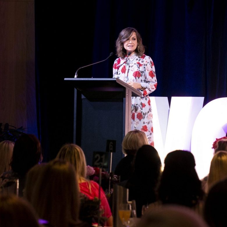 Womenwise conference Lisa Wilkinson Speaking