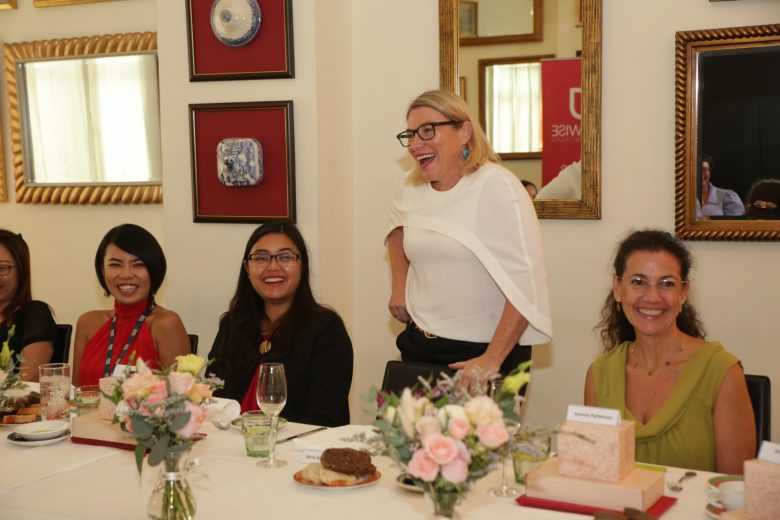 Womenwise Asia launch KAW