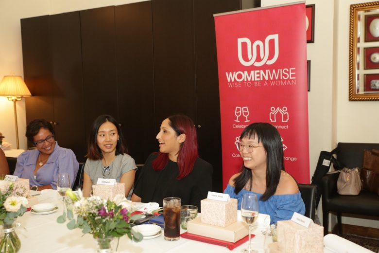Womenwise Asia launch Carole